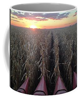 Combine Sunset H Coffee Mug