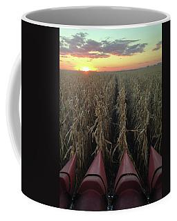 Combine Sunset V Coffee Mug