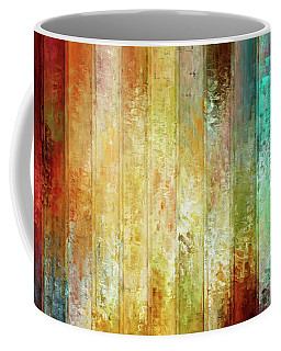 Come A Little Closer - Abstract Art Coffee Mug