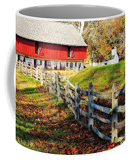 Come October Coffee Mug