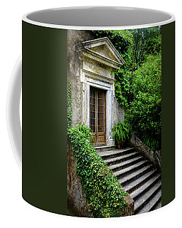 Coffee Mug featuring the photograph Come On Up To The House by Marco Oliveira