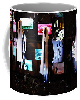 Come Play The American Dream  Coffee Mug by Inga Kirilova