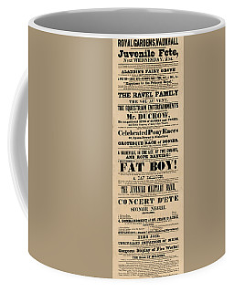 Come See The Fat Boy Coffee Mug