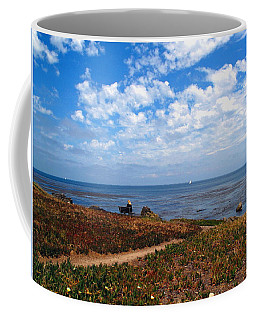 Coffee Mug featuring the photograph Come Sit With Me by Joyce Dickens