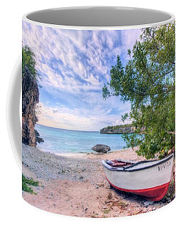 Come To Curacao Coffee Mug