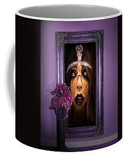 Come With Me, If You Dare Coffee Mug