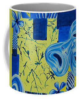 Comedy Or Tragedy Coffee Mug