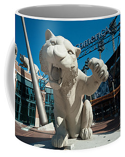 Comerica Park Entrance Coffee Mug