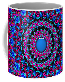 Comfort Zone Coffee Mug by Robert Orinski