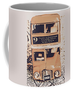 Comic Commuting Coffee Mug