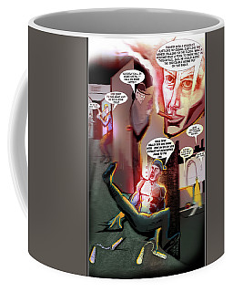 Comic Page Edit Coffee Mug