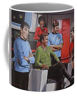Comic Relief Coffee Mug