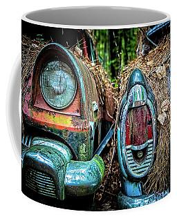 Coming And Going Coffee Mug