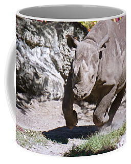 Coming At Ya  Coffee Mug by Judy Kay