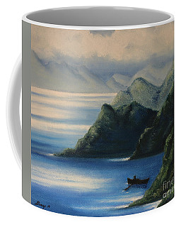 Coming Back To Life Coffee Mug by Stanza Widen