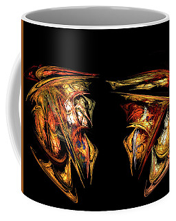 Coming Face To Face Coffee Mug