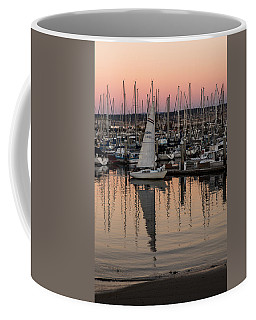 Coming Into The Harbor Coffee Mug