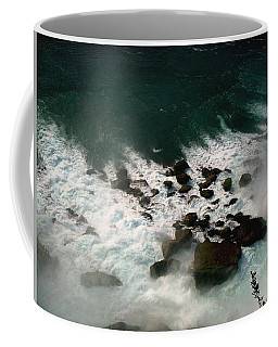 Coffee Mug featuring the photograph Coming Out by Harsh Malik