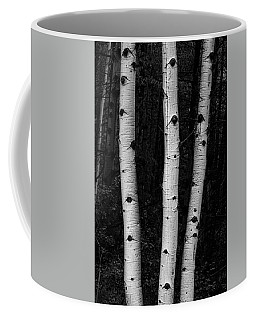 Coffee Mug featuring the photograph Coming Out Of Darkness by James BO Insogna