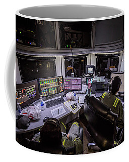 Command Center Coffee Mug