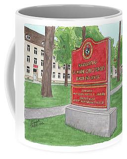 Commander Major General Russell A. Sanborn - Marforeuraf Coffee Mug