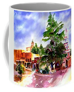 Commercial Street, Old Town Auburn Coffee Mug
