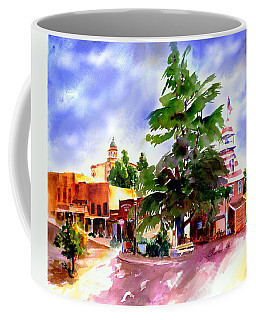 Commercial Street, Old Town Auburn Coffee Mug