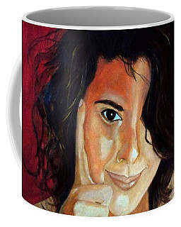 Commision Coffee Mug by Manuel Sanchez