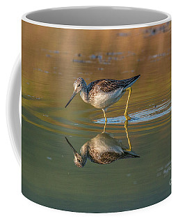 Common Greenshank - Tringa Nebularia Coffee Mug