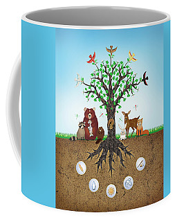 Common Ground Coffee Mug