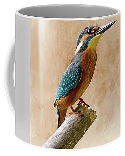 Common Kingfisher Alcedo Atthis Coffee Mug
