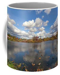 Commonwealth Lake Park In Beaverton Oregon Coffee Mug