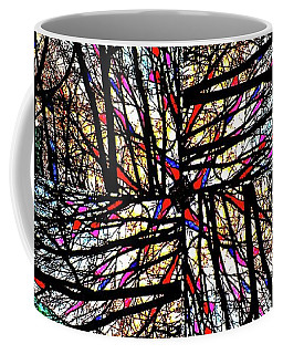 Communal Branches Coffee Mug