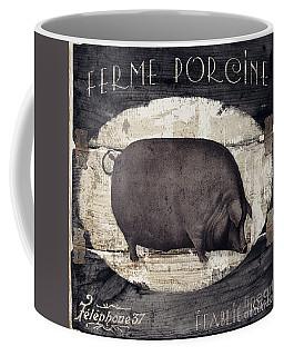 Compagne II Pig Farm Coffee Mug