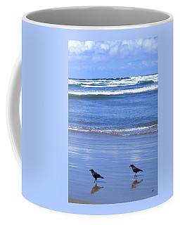 Companion Crows Coffee Mug