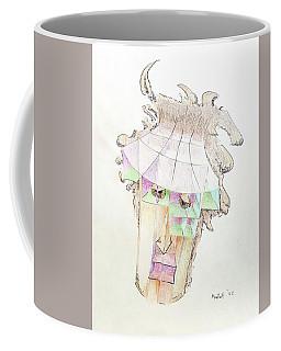 Compartment Man Coffee Mug