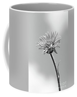 Compass Plant - Monochrome Coffee Mug