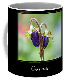 Coffee Mug featuring the photograph Compassion 1 by Mary Jo Allen