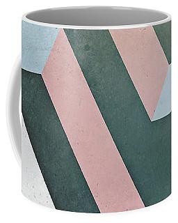 Complex Geometry Coffee Mug