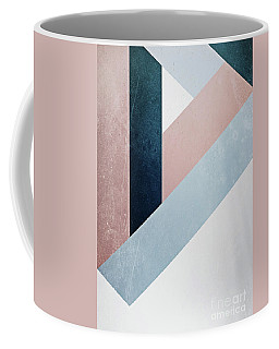 Complex Triangle Coffee Mug