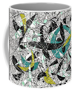 Composition #18 Coffee Mug