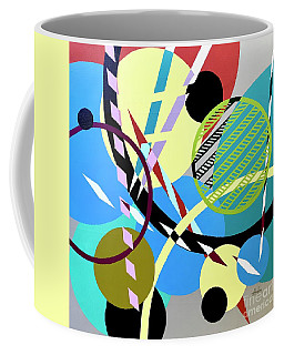 Composition #21 Coffee Mug