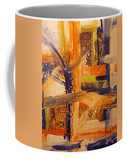 Composition Orientale No 5 Coffee Mug by Walter Fahmy