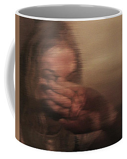 Concealed Coffee Mug by Cherise Foster
