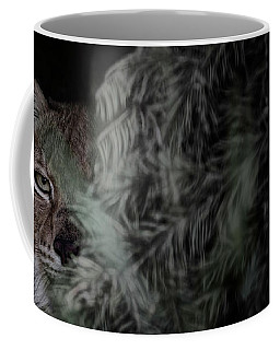 Coffee Mug featuring the photograph Concealed Intent by Brad Allen Fine Art