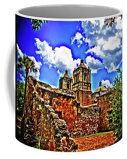 Concepcion Towers And Ruined Wall Coffee Mug