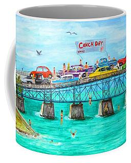 Conch Day Coffee Mug