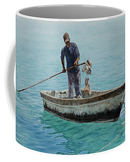 Conch Pearl Coffee Mug