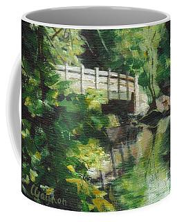Concord River Bridge Coffee Mug