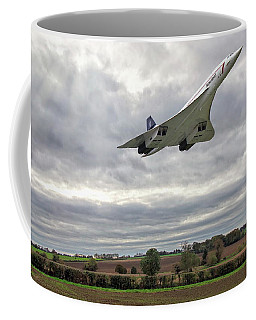 Concorde - High Speed Pass_2 Coffee Mug